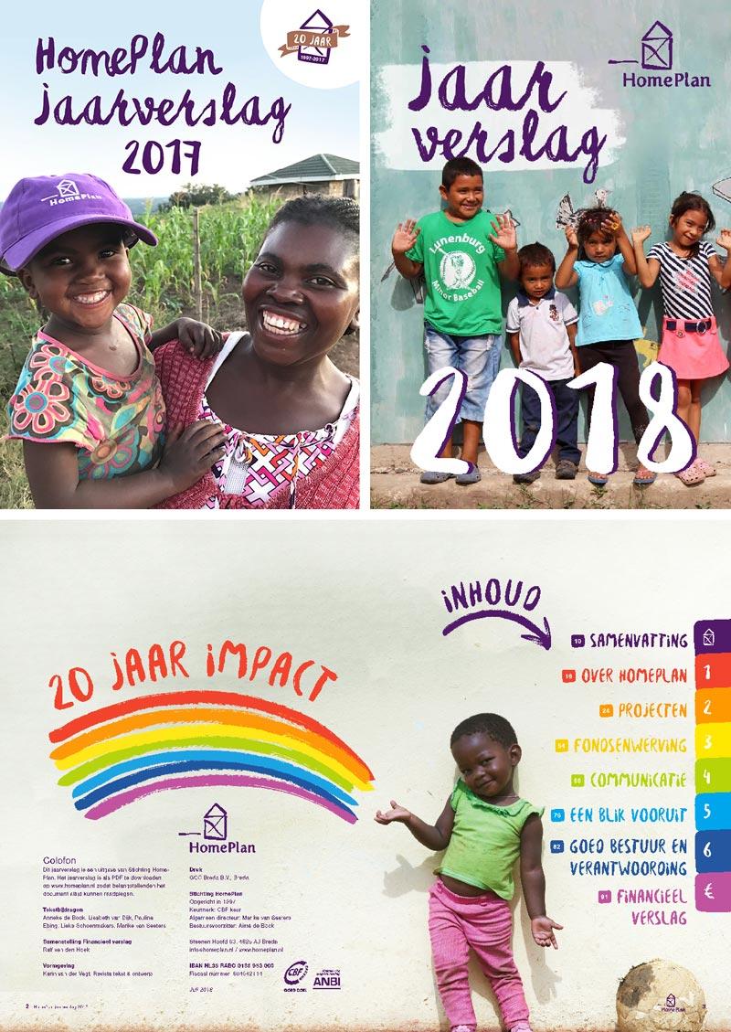 Opmaak jaarverslagen goed doel