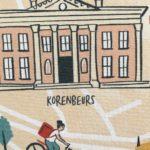Illustrate Korenbeurs Groningen